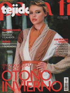 Revista Para Ti Tejidos Invierno 2008