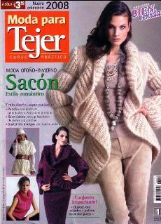 Moda Para Tejer №1 2008