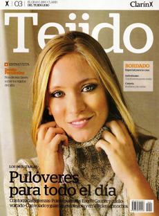 Revista ClarinX Tejido №3 2010
