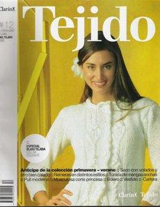 Revista ClarinX Tejido №12 2008