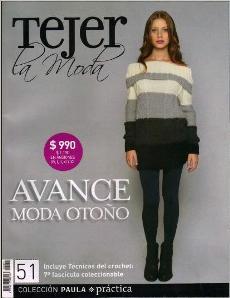 Revista Tejer la moda №51