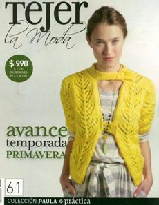 Revista Tejer la Moda 61