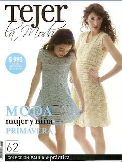 Revista Tejer la Moda 62