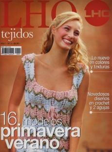 Revista LHO Tejidos Ano1 Num.3