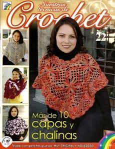 Nuestras Tecnicas de Crochet №22 2010