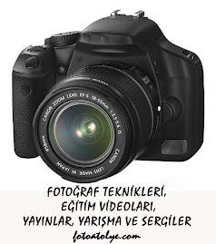 FOTOĞRAFÇILIK EĞİTİM VİDEOLARI