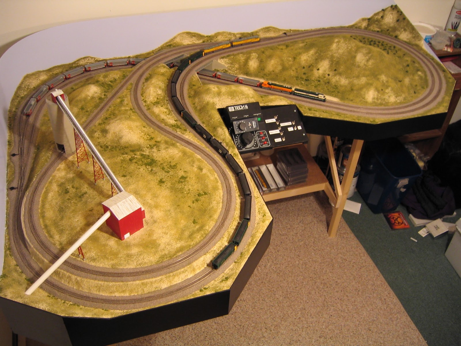kato track wiring n scale addiction my first complete n scale model railroad  n scale addiction my first complete n scale model railroad