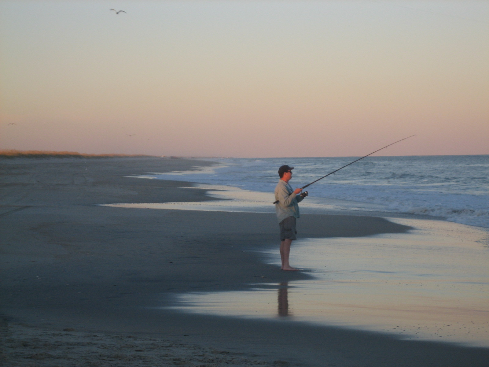 Fin 39 n feather cape lookout 2010 for Cape lookout fishing report