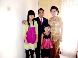 Keluarga Fadil Arif