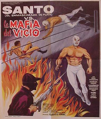 Santo contra la mafia del vicio movie