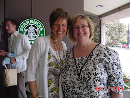 Shelli Gardner, SU co-founder, poses with me!