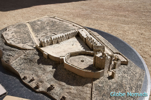 Travel, Attractions, United Kingdom, Bolsover Castle, model