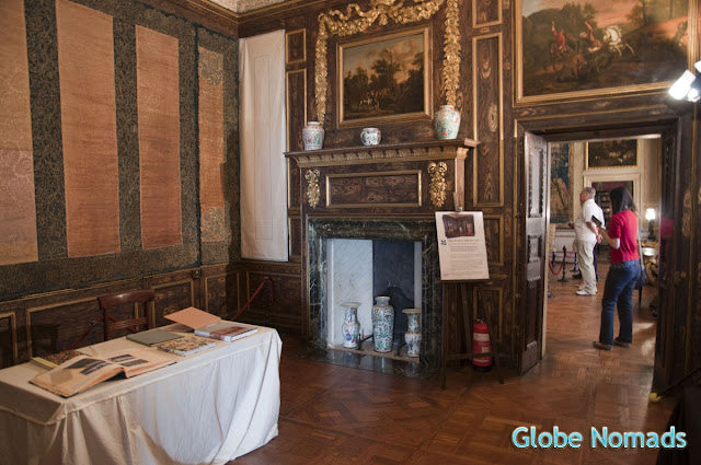 Travel, Attraction review, United Kingdom, Ham House room interior