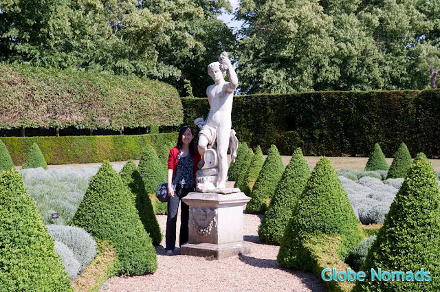 Travel, Attraction review, United Kingdom, Ham House Cherry Garden