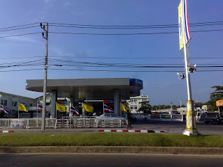 Gas | Petrol Stations in Phuket