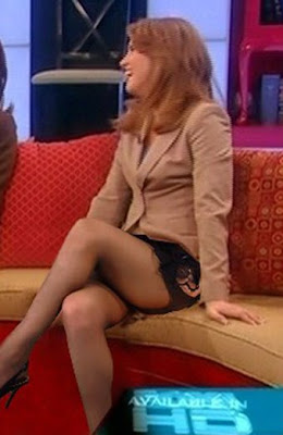 Consider, that Fox anchor upskirt can not