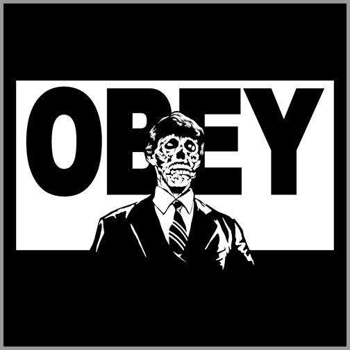OBEY Obey Logo Wallpaper Swag