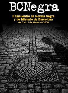 III Encuentro de Novela Negra de Barcelona