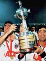 Colo Colo Campeón de América 1991