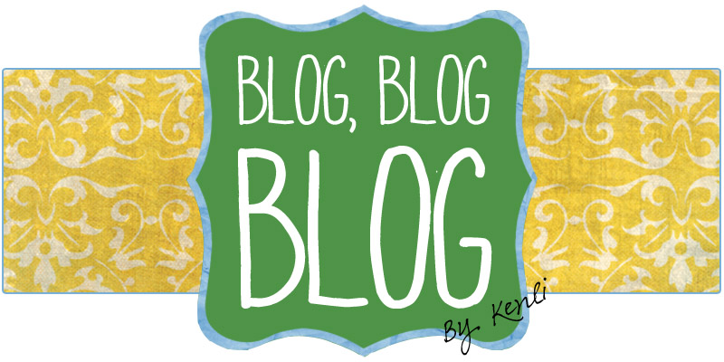blog... blog... blog...