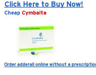 Discount brand name cymbalta