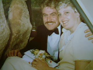 Our Weding Pic. 1984