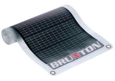 SolarRolls from Brunton