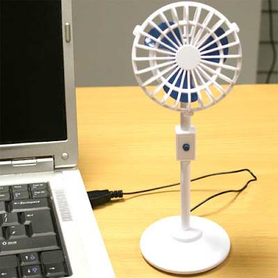 USB Desktop Fan