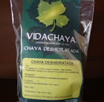 CHAYA DESHIDRATADA PARA PREPARAR UN DELICIOSO T Y COMBATIR LA DIABETES.