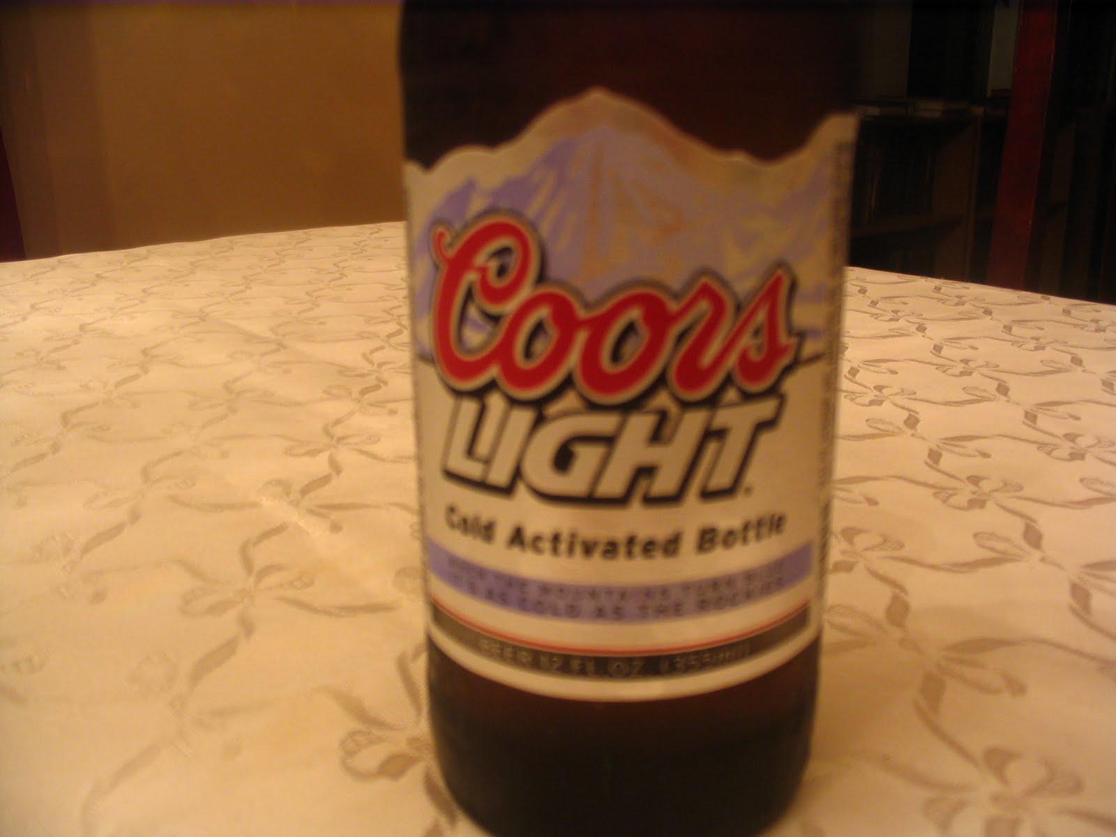 Sunday Night Suds   Coors Light