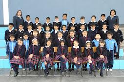 alumnos de 2º B 2009