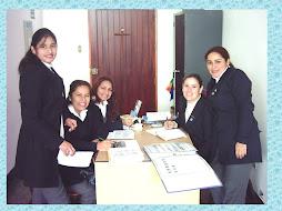 Profesoras que aplicamos el diplomado en primer grado el 2008