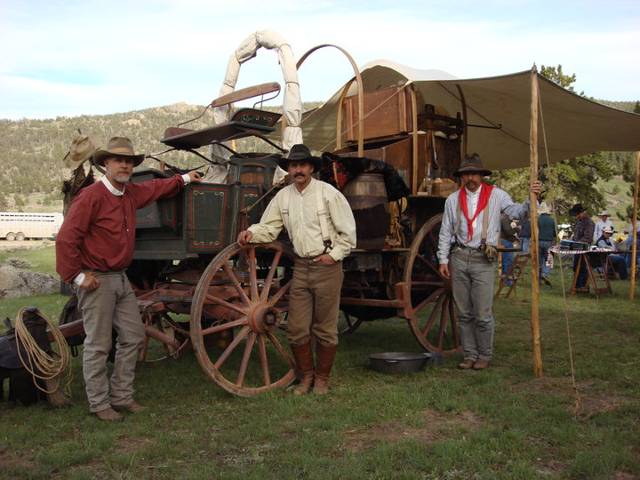 Cowboys And Chuckwagon Cooking Quot He Paid Your Fees Quot Chuck
