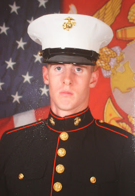 Lance Corporal Matthew J Fortney