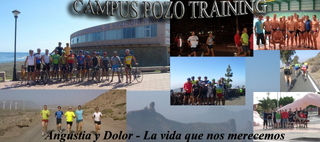 Pozo Training Camp