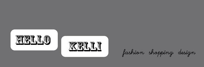 Hello Kelli