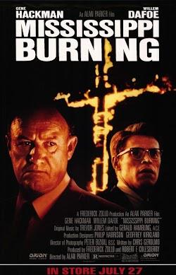 Dòng Sông Mãnh Liệt - Mississippi Burning (1988) Poster