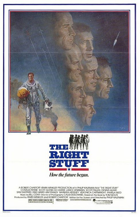 watch the right stuff full movie