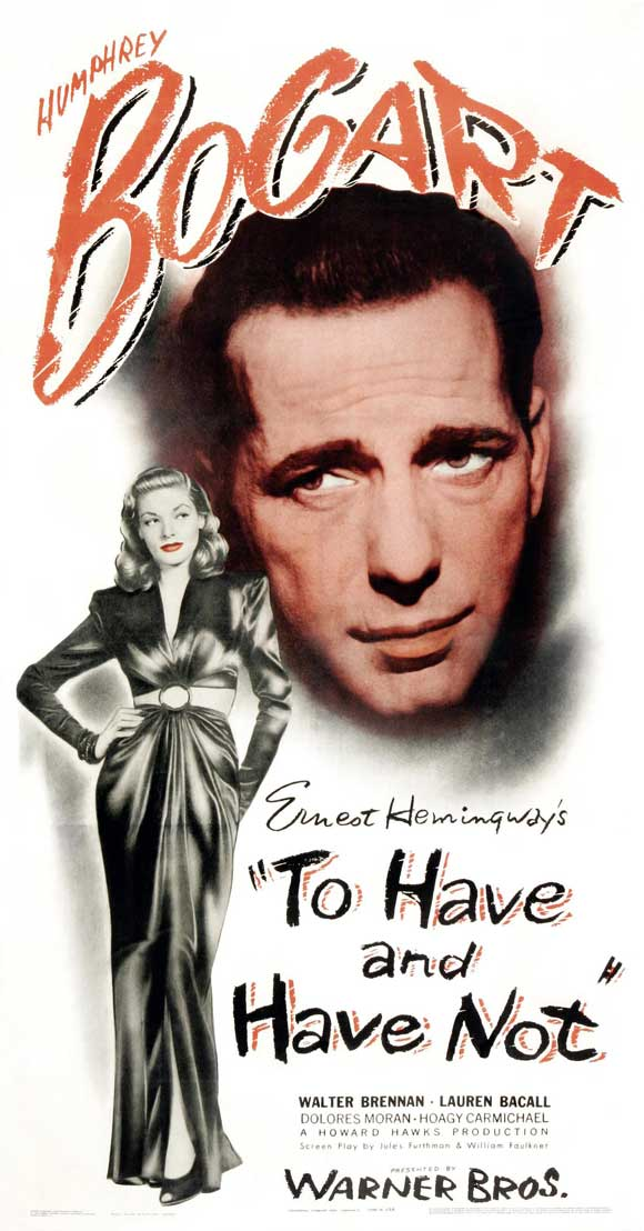 to have and have not 1944 directed by howard hawks