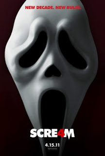 Scream 4 Teaser Poster..
