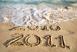 Goodbye 2010, Hello 2011