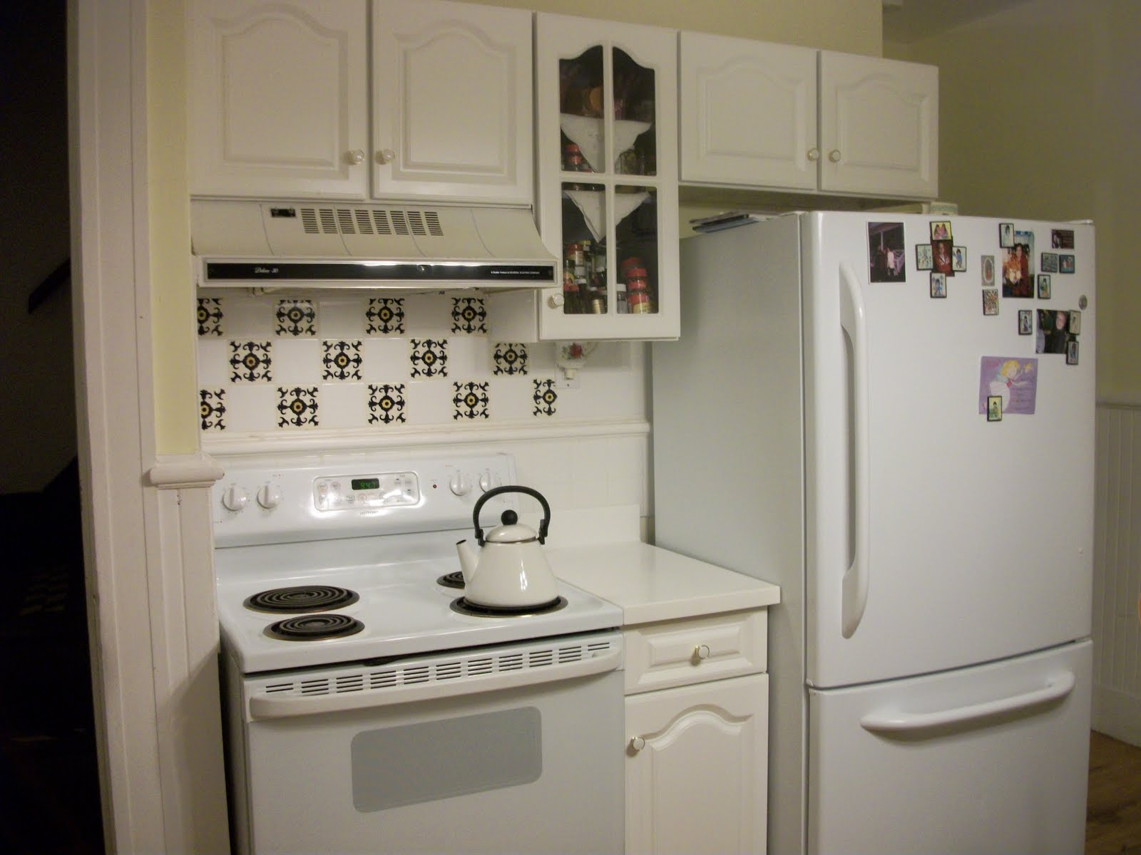Writing Straight From The Heart Kitchen Transformation On A Budget