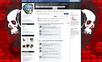 Cara Merubah Tampilan Layout Facebook