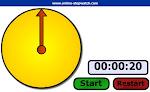 On line Timer clock