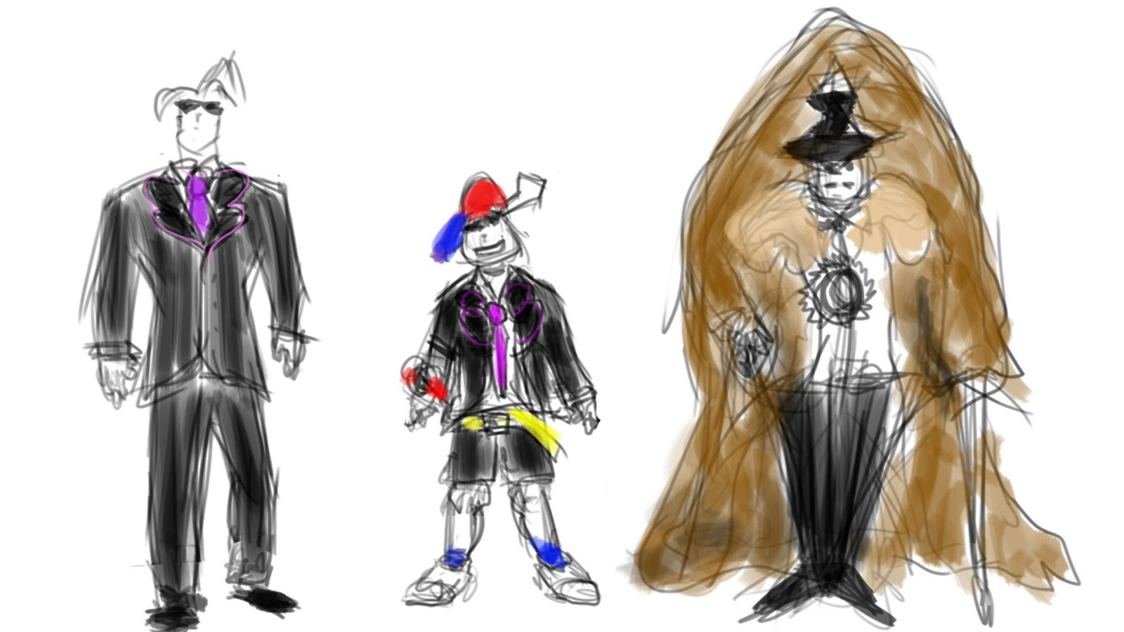 Character Design Themes : Bharasamy s creative development character clothing ideas