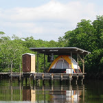 Everglades Camping Adventure