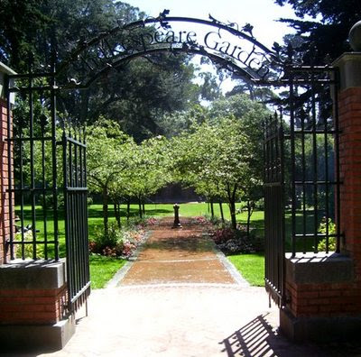Los jardines Shakespearegarden2