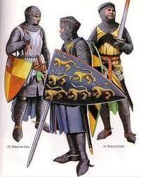 Fotos caballeros medievales edad media 36
