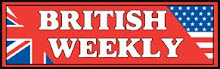 A British Weekly Featured Blog.