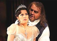 Scarpia never did to Tosca what Terfel is about to do to Danny Boy